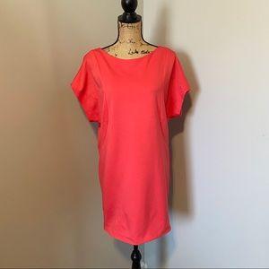 Tory Burch Dress Dolman Sleeve Shift Size Medium